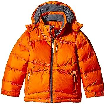 Columbia Chico Calentador Chaqueta Impermeable, Niño, Color Naranja - Tangy Orange, tamaño XL: Amazon.es: Deportes y aire libre