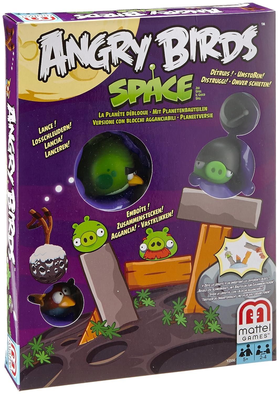 Angry Birds in Space Game, Modelli Colorei Assortiti, 1 Pezzo