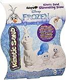 Kinetic Sand 6027959 - Disney Frozen Olaf, Multicolore