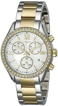 Amazon.com: Timex Miami - Reloj de pulsera para mujer con ...
