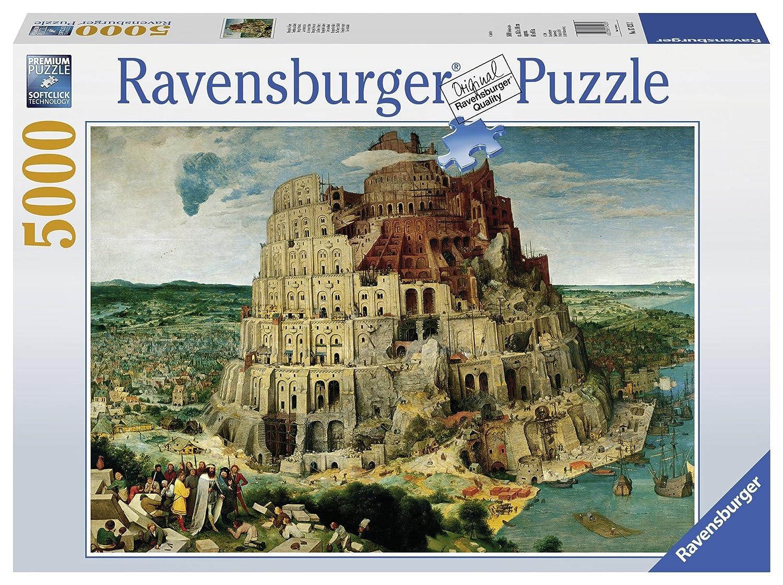 売上実績NO.1 5000ピース ジグソーパズル ブリューゲル バベルの塔 cm) Brueg.d.Ä.,Turmbau 101 z.Babel (153 x 101 ブリューゲル cm) B000E93J0K, 御朱印帳専門店HollyHock:d127d78f --- a0267596.xsph.ru