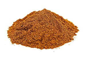 The Spice Way - Ras El Hanout Moroccan Meat Spice Blend (meat seaonings) No Additives, No Preservatives, Just Spices and Herbs We Grow, Dry and Blend In Our Farm. (resealable bag) (2 oz)