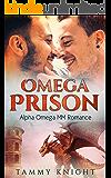 Omega Prison: A Dragon MPREG Romance