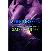 Alien Morsels: Short tales from Zerconia (Zerconian Warriors Book 6) (English Edition)