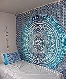 Hippie Mandala Tapestry, Hippie Tapestries, Mandala wall hanging, Tapestries, Wall Tapestries, Mandala tapestries, Tapestry Wall Hanging, Ombre Mandala Tapestries, Boho Tapestries, Beach Sheet