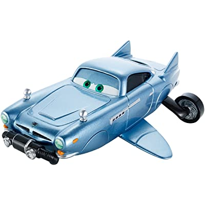 Disney Pixar Cars Finn Mcmissile with Breather Deluxe Die-cast Vehicle: Toys & Games