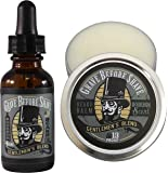GRAVE BEFORE SHAVE Gentlemen's Blend Beard Pack (Bourbon Scent)