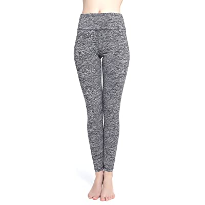 CalLife Women's Slim Fit Gym Yoga Workout Pants, Outdoor Active Tight 4 Way Stretch Running Leggings, Perfect For Exercise, Fitness, any Type Of Workout, or Everyday Use, Suitable For All Seasons