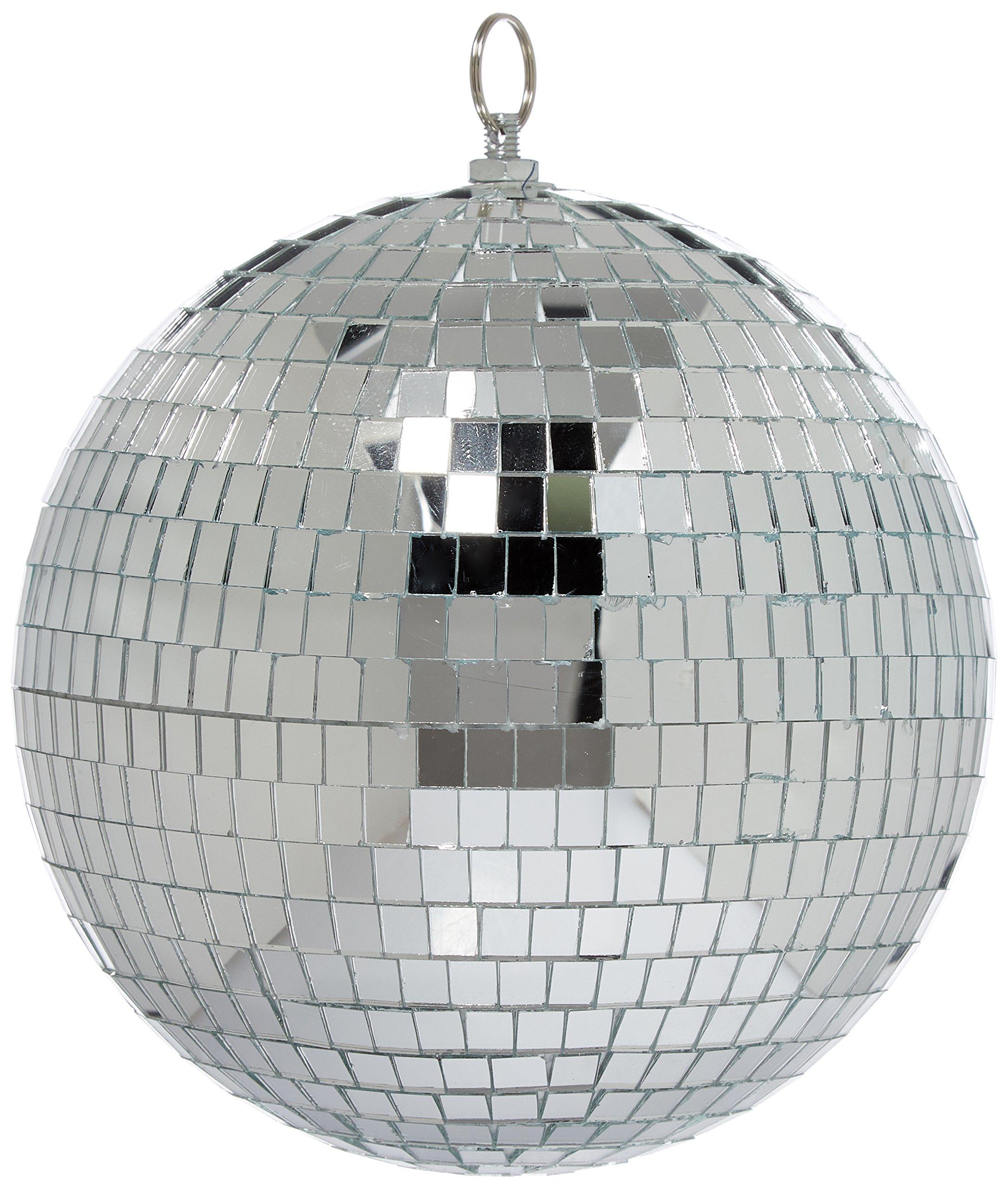 Forum Novelties 8'' Dia. Disco Ball- No Lights, Just the Ball!