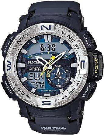 a8f1f4e840df Amazon.com  CASIO PROTREK PRG-280-2JF men s  Watches