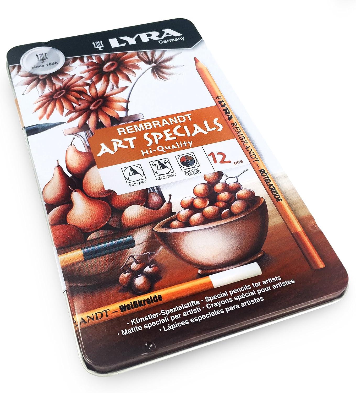 12 Unidades 2001123 Rembrandt Art Specials L/ápices LYRA