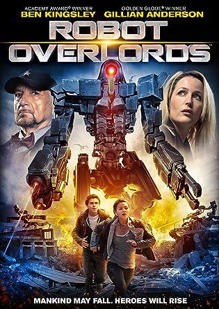 Amazon com: ROBOT OVERLORDS: Gillian Anderson, Callan McAuliffe Ben