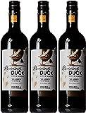 Stellar Organics Running Duck No Added Sulphur Pinotage 2015, 75 cl (Case of 3)