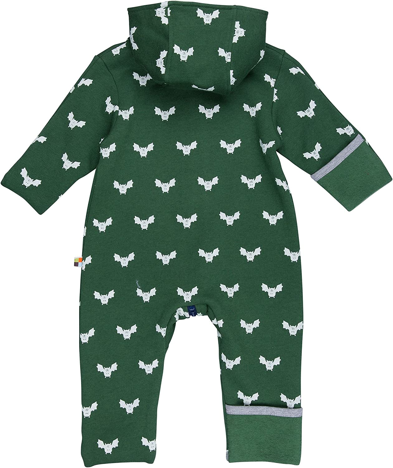 loud proud Unisex Baby Overall Woll-Anteil Schneeanzug