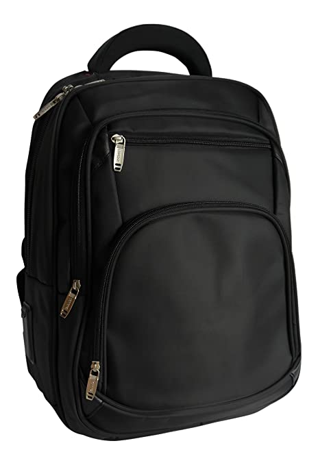 5b6fd18c39 Lorenz Business Backpack Hand Cabin Carry-On Luggage Laptop Rucksack  Shoulder Bag Suitable for Most