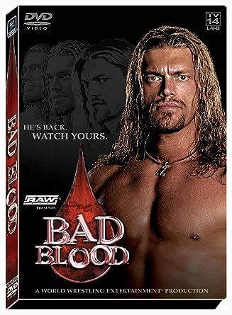 Amazon com: WWE: Bad Blood 2003: Triple H, Bill Goldberg: Movies & TV