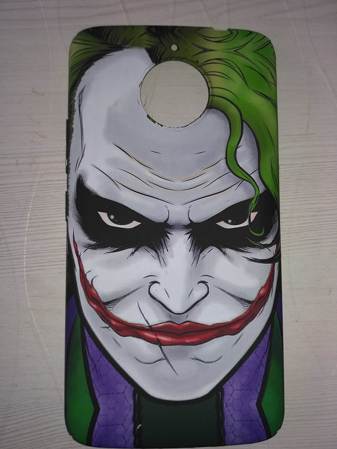 Joker radium with mat finish back cover amazon in electronics