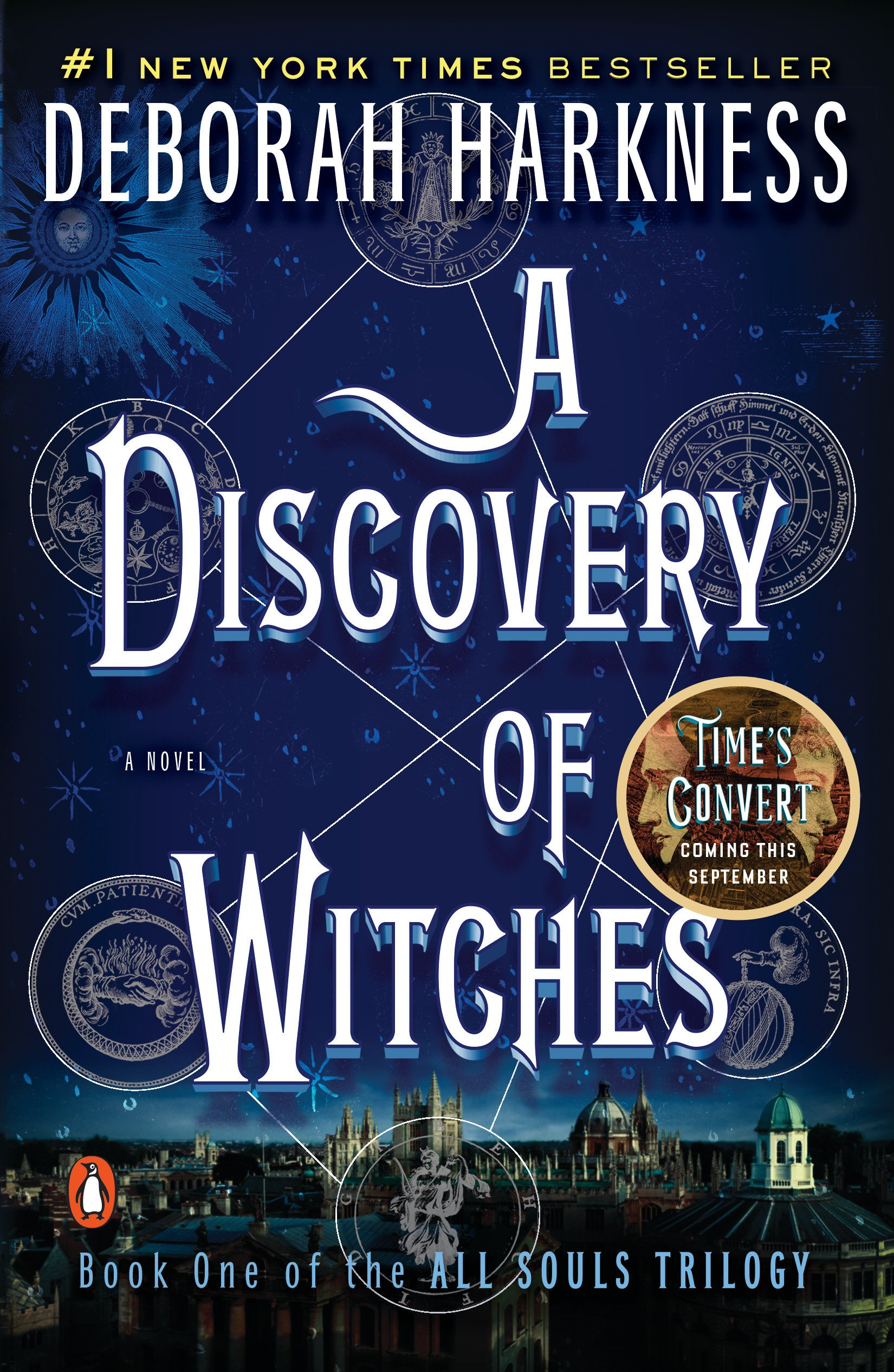 Amazon Com A Discovery Of Witches All Souls Trilogy