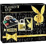 Playboy VIP para hombres- Set de Agua de Colonia 100 ml ...