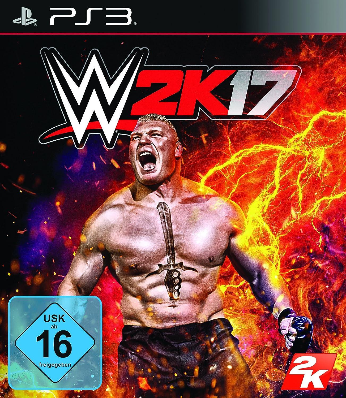 WWE 2K17 [Importación Alemana]: Amazon.es: Videojuegos