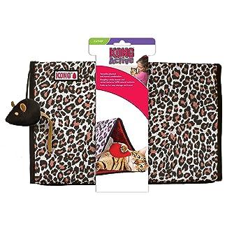 Kong Triangle - Alfombrilla de Juguete para Gato: Amazon.es: Productos para mascotas