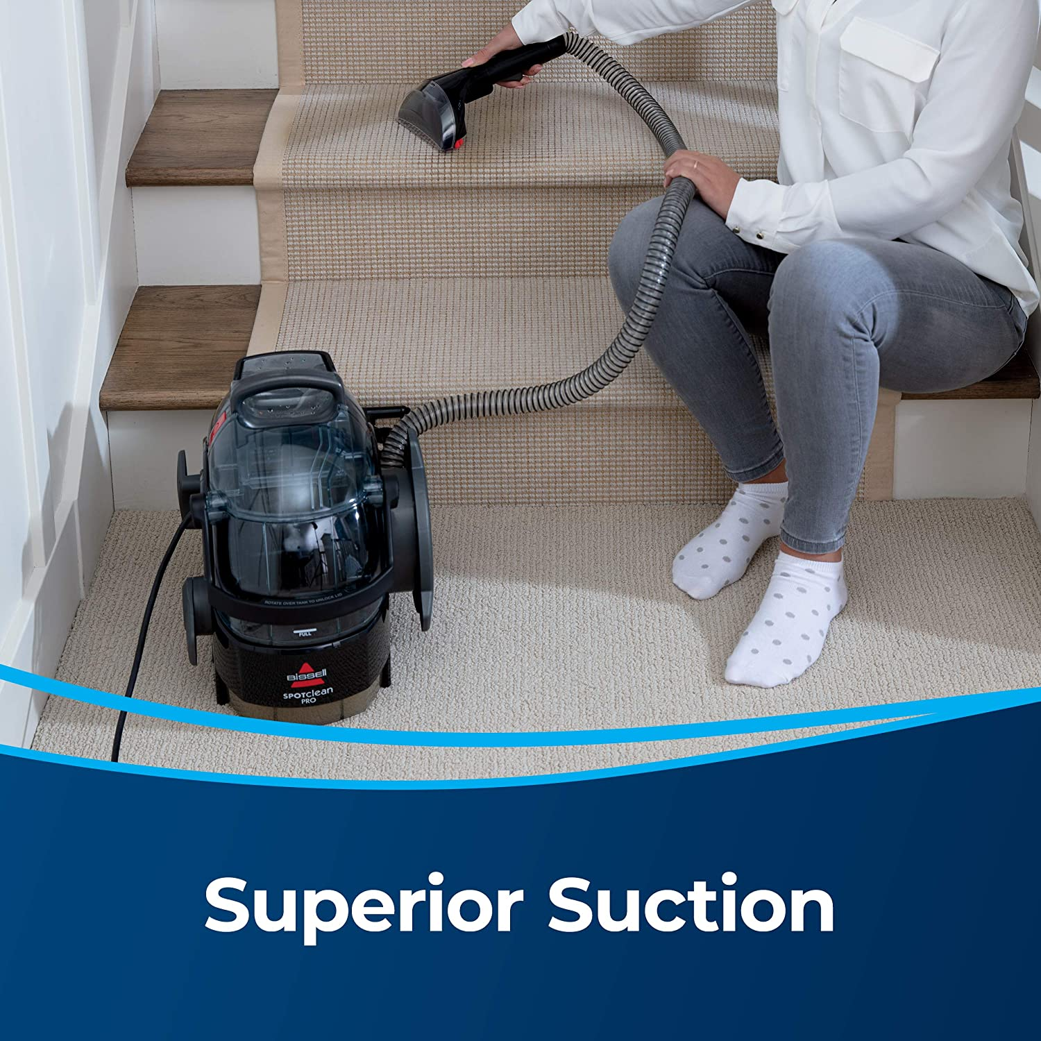 portable carpet cleaner for sale