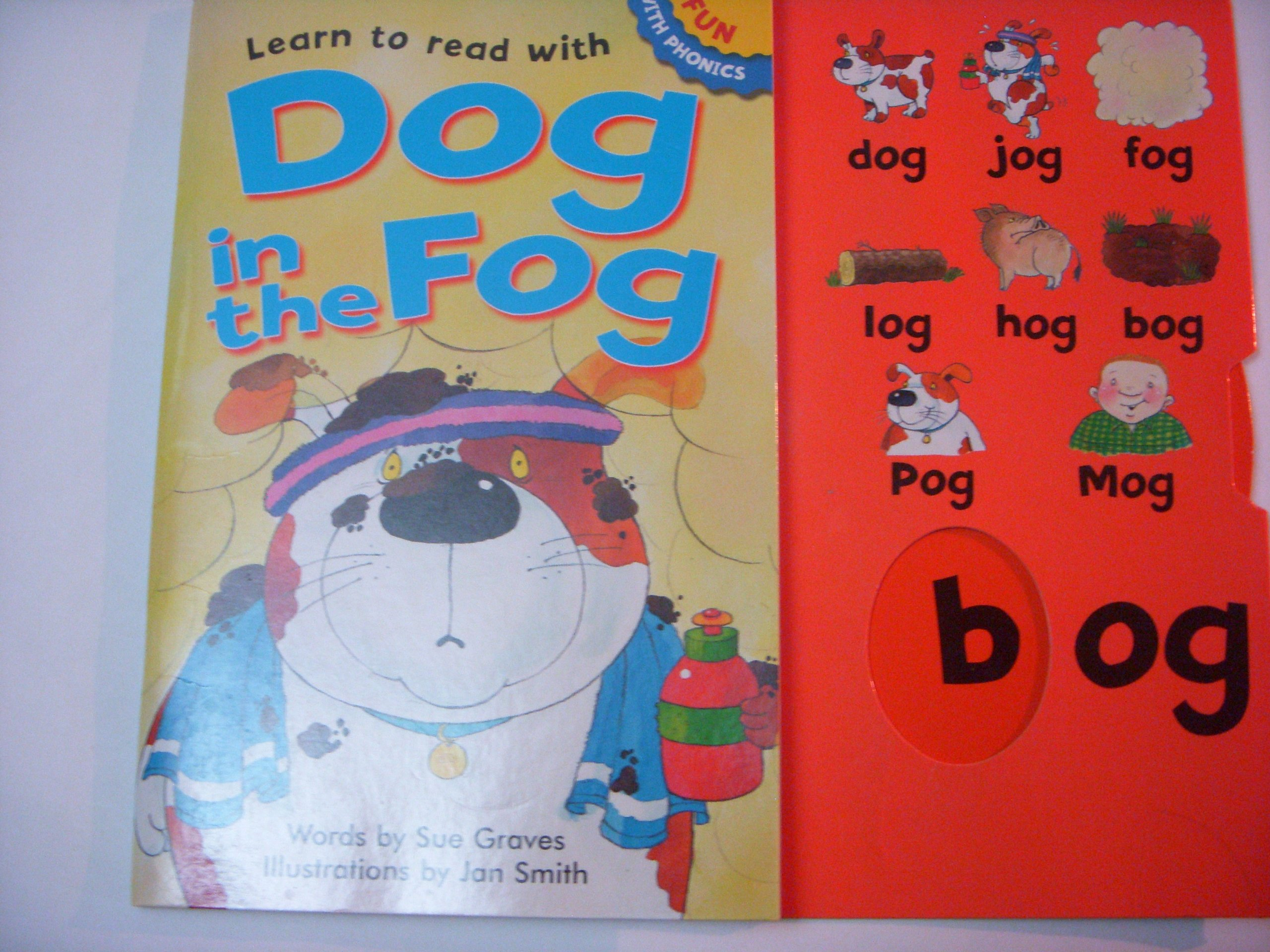 Dog in the Fog (Learn to Read with.) ebook