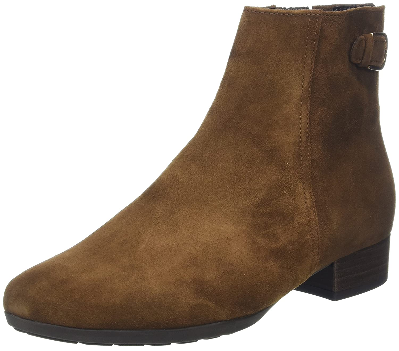 Gabor Shoes Comfort Sport, Botas para Mujer42 EU|Marrón (41 Whisky Micro)
