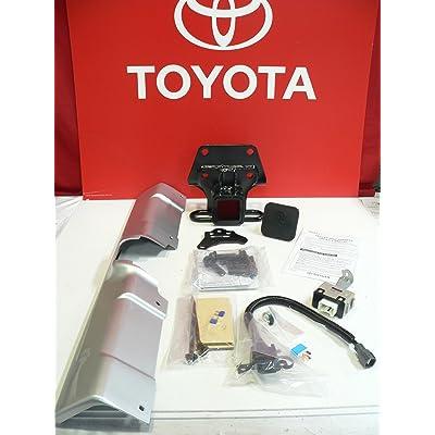 Oem Toyota Fj Cruiser Hitch and Harness Kit: Automotive