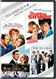 4 Film Favorites: Weddings (The Bachelor, The In-Laws, Monster-in-Law, The Wedding Singer: Special Edition)