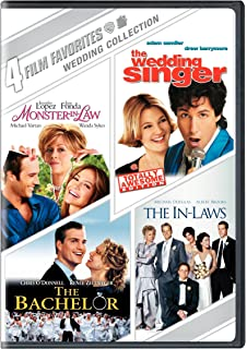 4 Film Favorites Weddings The Bachelor In Laws Monster