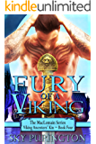 Fury of a Viking (The MacLomain Series: Viking Ancestors' Kin Book 4)