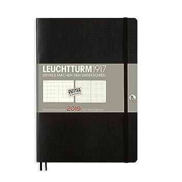 Leuchtturm1917 357781 Mes Agenda con cuaderno 2019 Soft ...