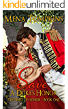 To Save a Duke's Honor (The Rules of Honor Book 1)