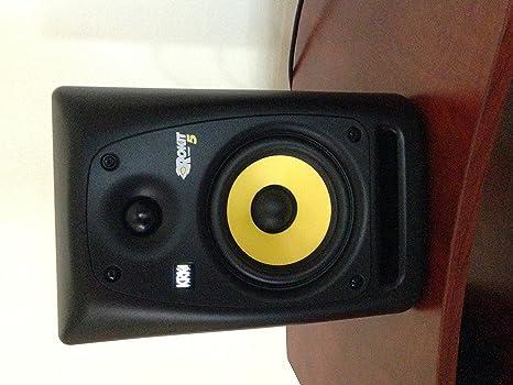 KRK ROKIT RP5 G2 con par de monitores de escritorio estudio w/XLR ...