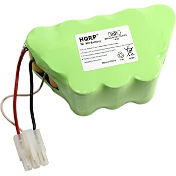 Hqrp 14 4v Battery For Shark Xbt1106 Sv1106 Sv1112