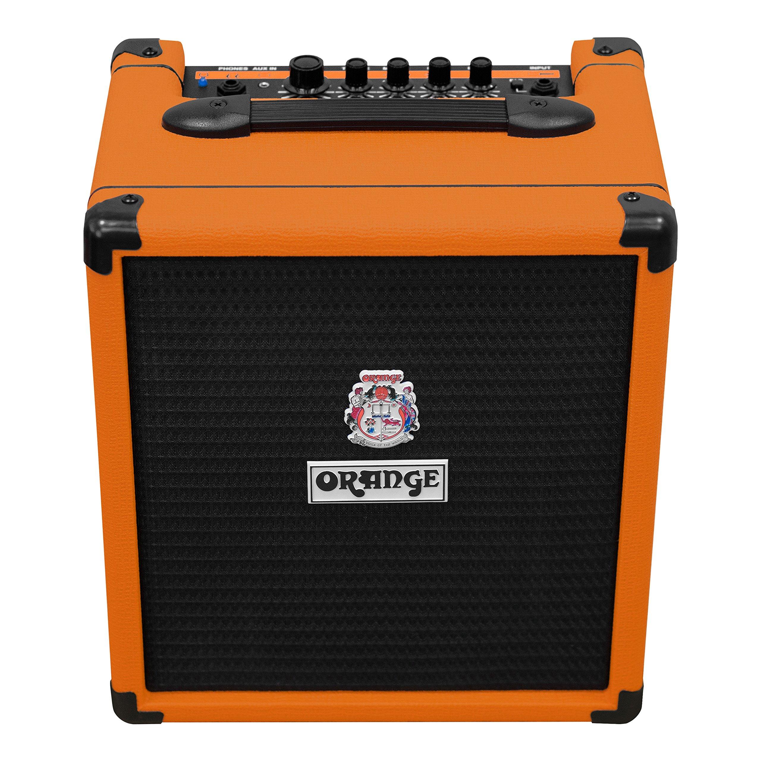 Orange Crush Bass 25W Bass Guitar Combo Amp, Orange by Orange Amps (Image #2)