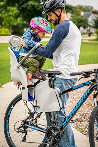 Schwinn Deluxe Bicycle Mounted Child Carrier/Bike Seat For Children