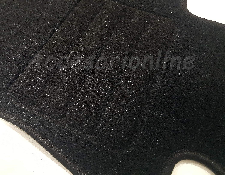 Amazon.es: Accesorionline Alfombrillas Seat Arona alfombras ...