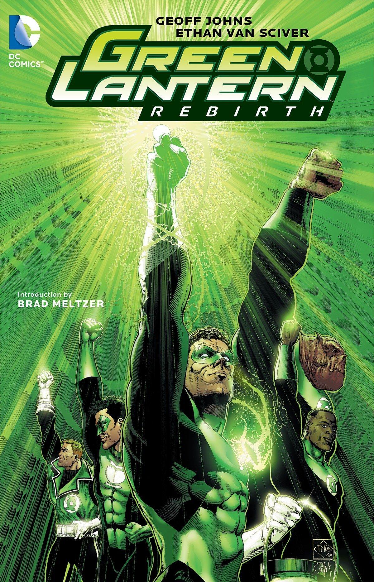 Download Green Lantern: Rebirth PDF