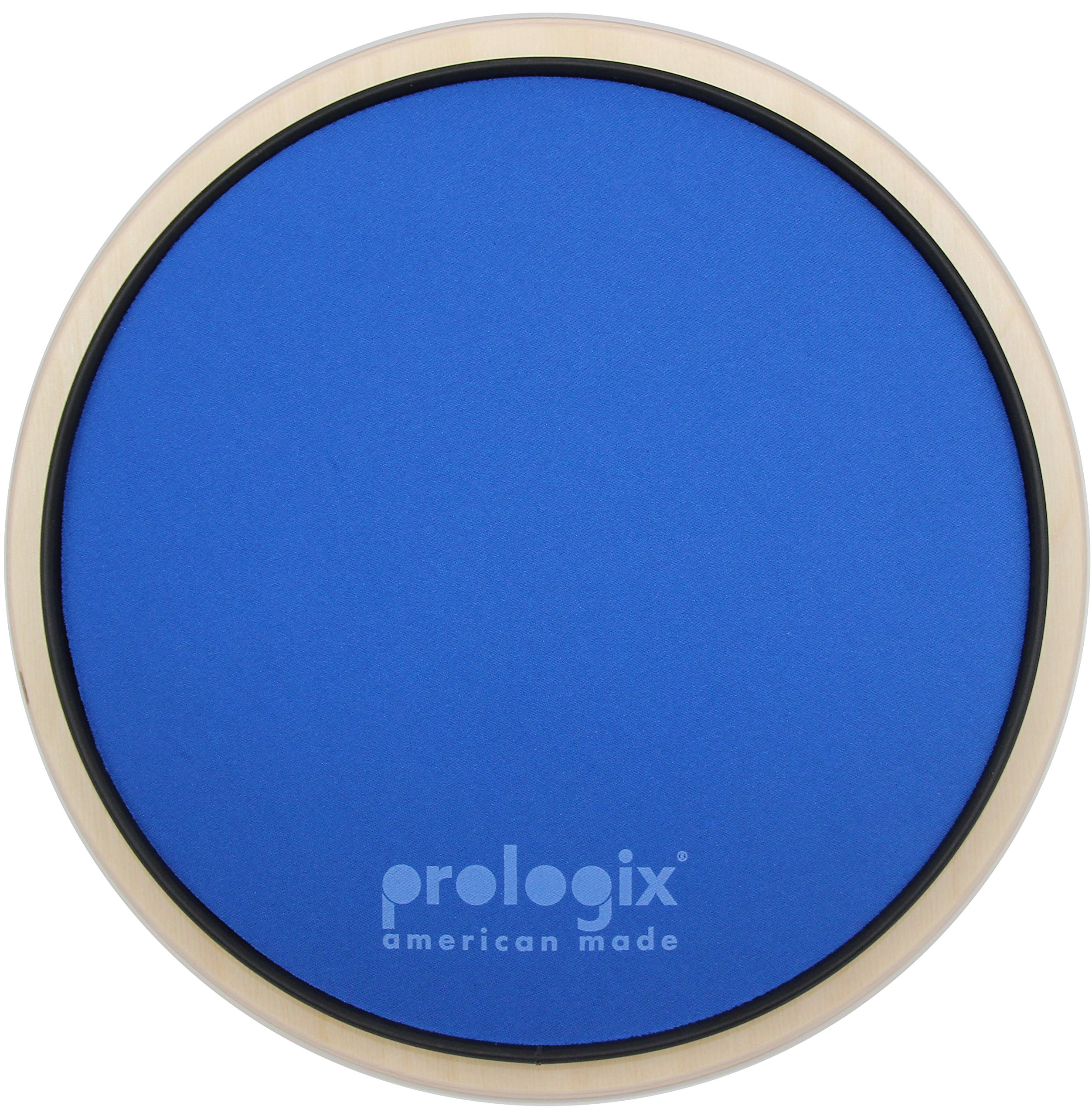 ProLogix 10'' Blue Lightning Heavy Resistance Practice Pad With Rim