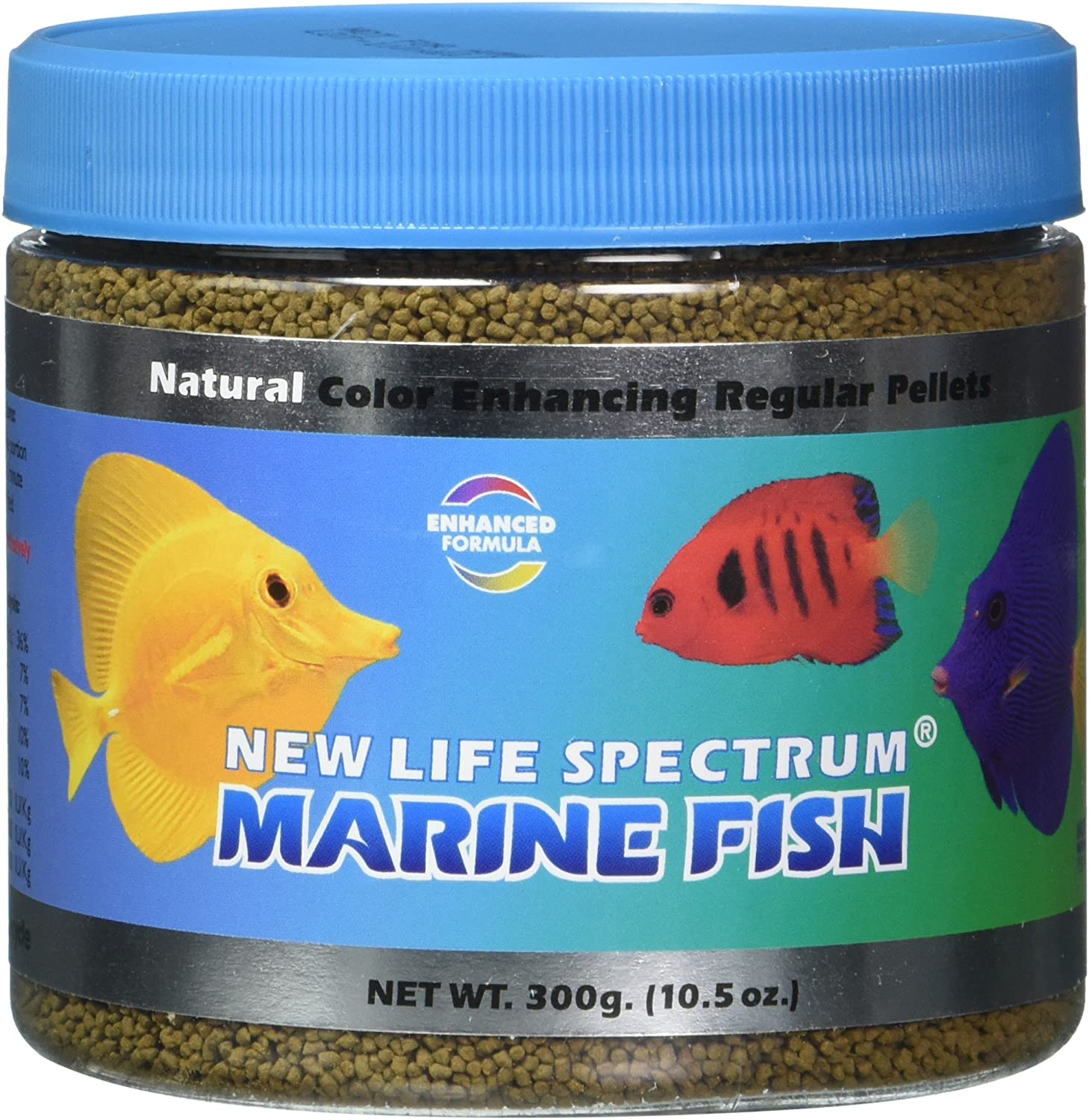 New Life Spectrum Naturox Series Marine Formula Supplement, 300g