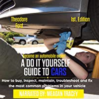 A Do It Yourself Guide to Cars: Become an Automobile Expert (First Edition): How to Buy, Inspect, Maintain, Troubleshoot and Fix the Most Common Problems in Your Vehicle