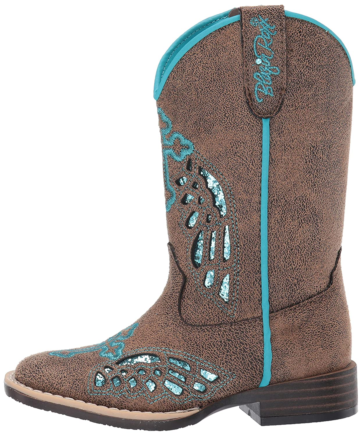 c22160bf4d22 Amazon.com | M&F Western Kids Baby Girl's Gracie (Toddler/Little Kid) |  Boots