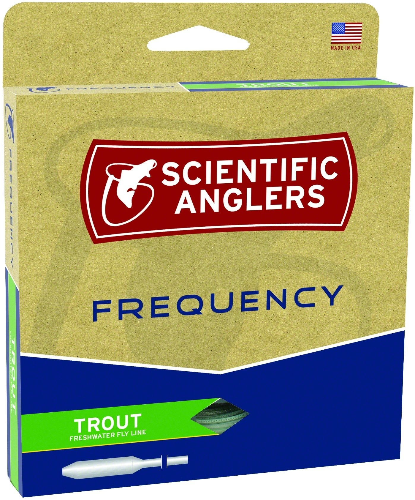 Scientific Anglers WF-4-F Frequency Floating Trout Line