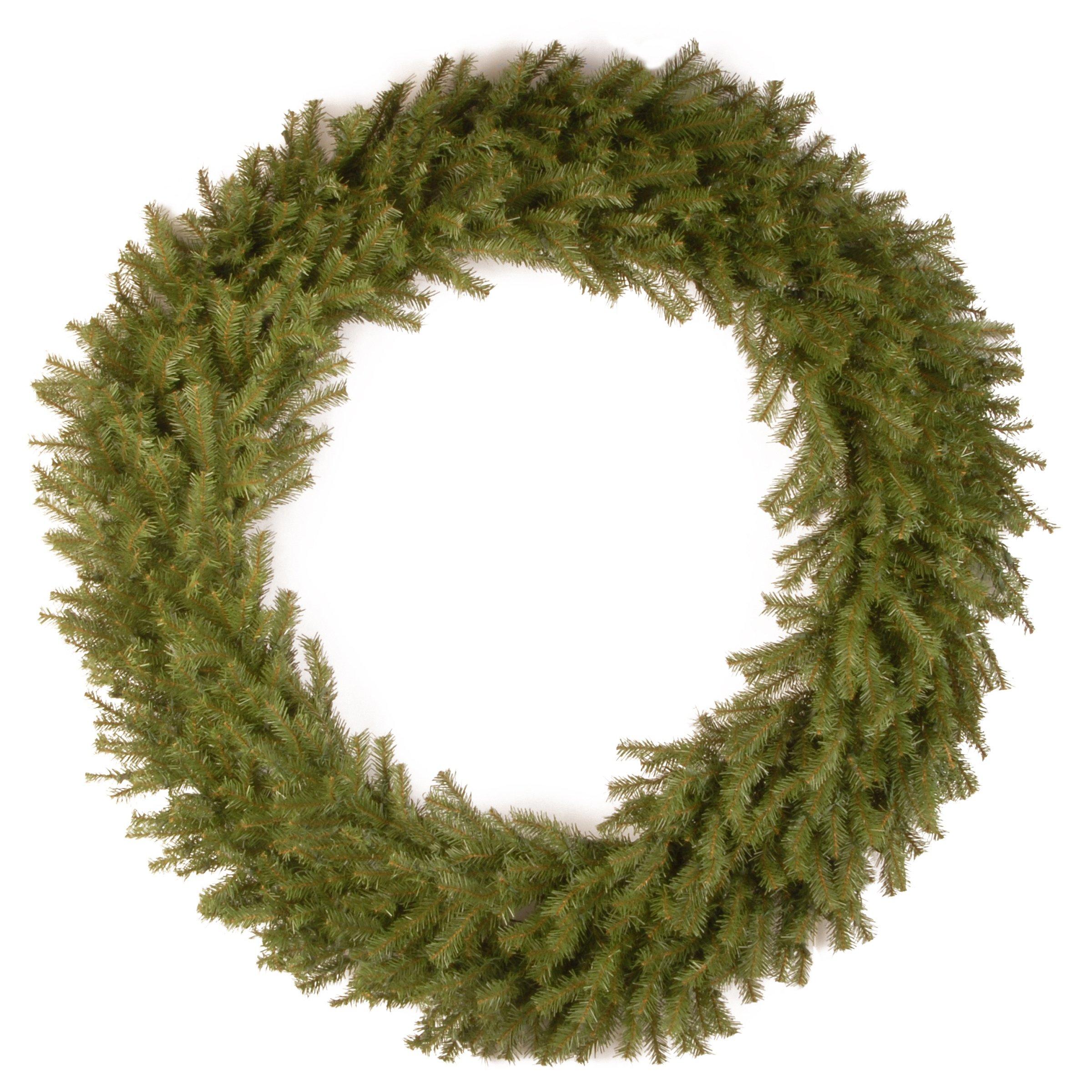 National Tree 60 Inch Norwood Fir Wreath (NF-60W)