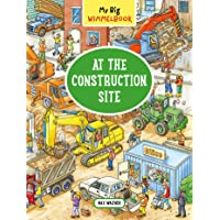 My Big Wimmelbook   At the Construction Site