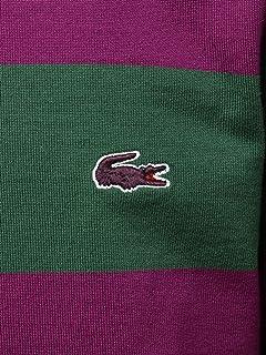 Rugby Shirt 11-12-0077-462: Green / Purple