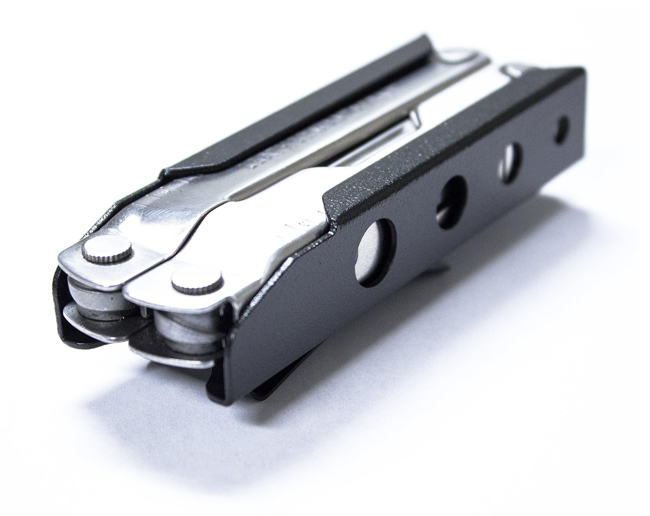 RAE GEAR Supertool 300 sheath compatible with Leatherman  (1.5'' BELT CLIP)