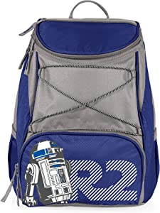 Lucas/Star Wars R2D2 PTX Backpack Insulated Cooler Backpack, by Picnic Time